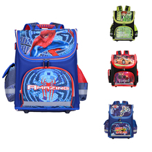 2015 New Fashion Mochila Infantil Boy School Bags Children Spider Man School Backpack Cartoon Cars High Primary Bookbag