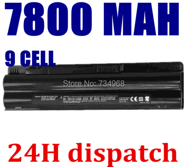 7800MAH New Laptop Battery CQ35 For HP DV3-2000 2010 2020 2030 2050 2100 2110 2120 2130 2140 2150 2300 2310 2320 Series(China (Mainland))