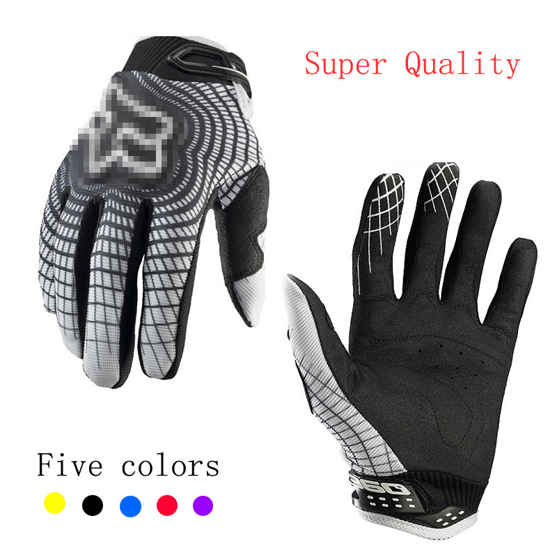 Гаджет  Brand New GEL Full Finger Men Cycling Gloves Slip mtb bike/bicycle ciclismo racing sport breathable shockproof Spider-Man  None Спорт и развлечения