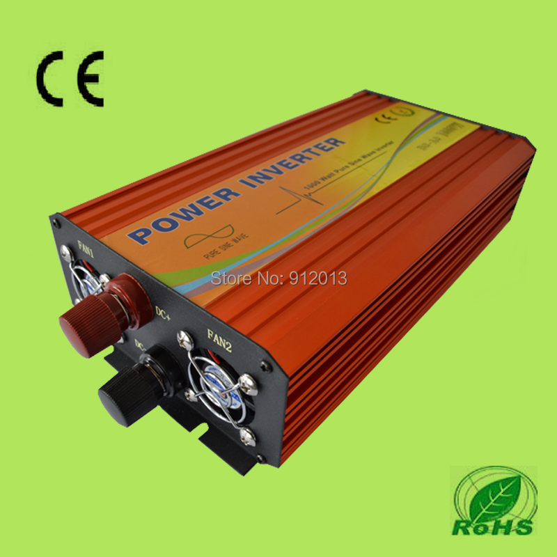 500W Off grid solar inverter pure sine wave 12V input JN-H series Output 220V 50Hz(China (Mainland))