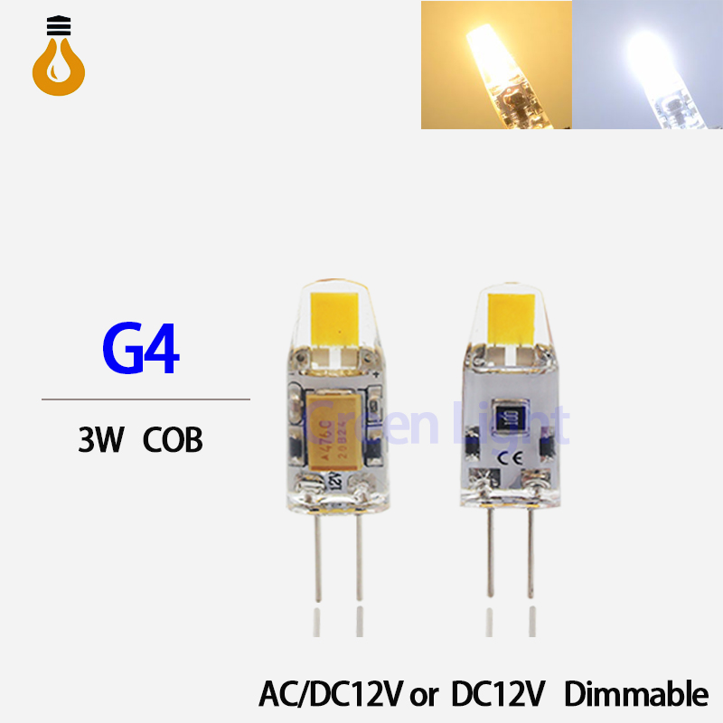 Mini LED Lamp COB LED Bulb 3W 6W 9W DC/AC 12V AC220V LED G4 G9 E14 Light 360 Beam Angle Chandelier Lights Replace Halogen Lamps(China (Mainland))