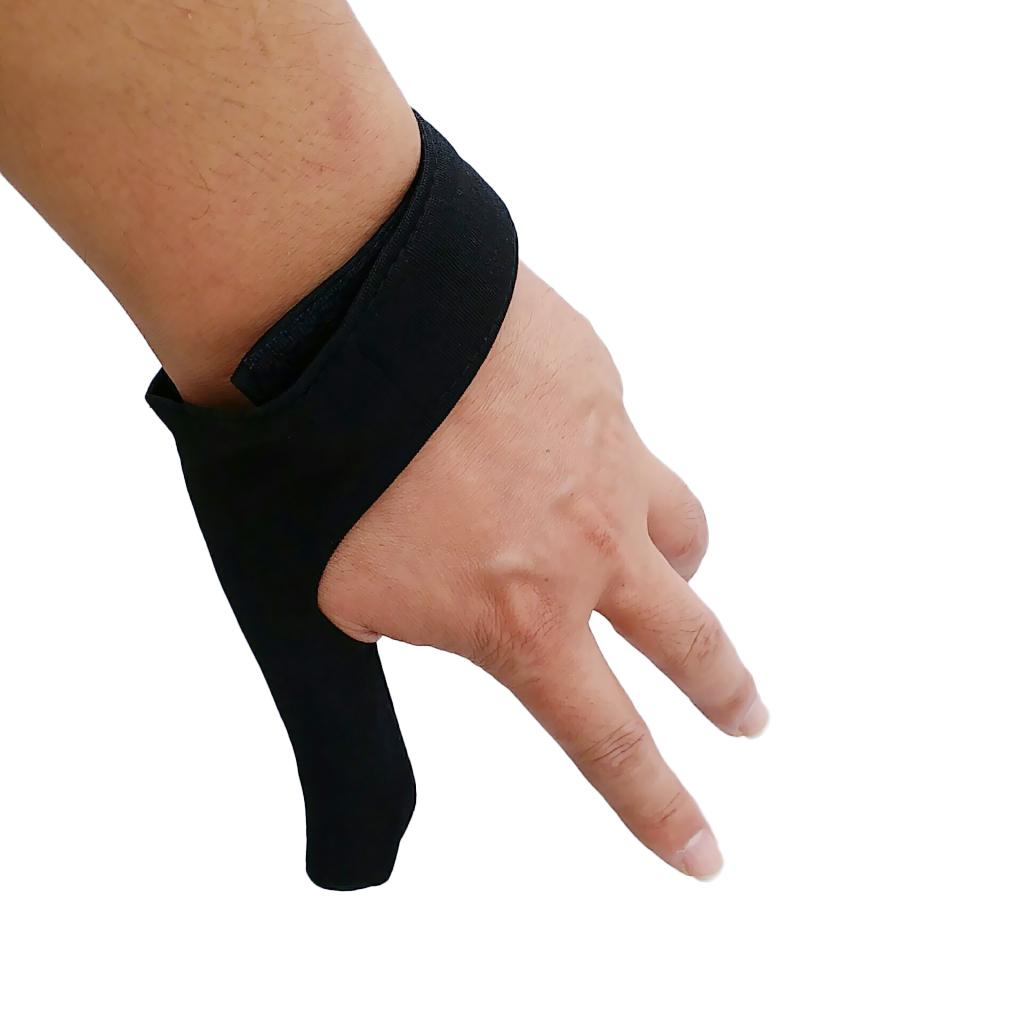 Универсальный спортивный боулинг шар защита для большого пальца правой и левой