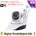 New 3G 4G All Mode available IP camera sim card WiFi CCTV camera gsm h 264