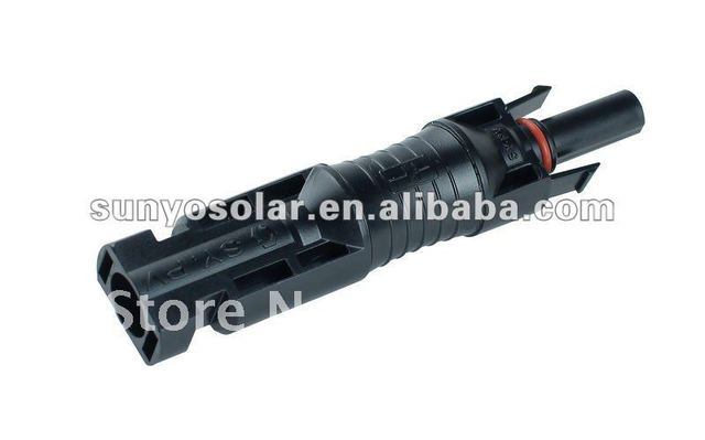 Connector with PV diode,high capacity and free shipping