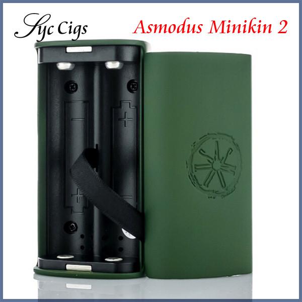 ถูก แท้Sigelei Asmodus Minikin 2 180วัตต์กล่องMod TempควบคุมTCบุหรี่อิเล็กทรอนิกส์Mods Vaporizer Vape