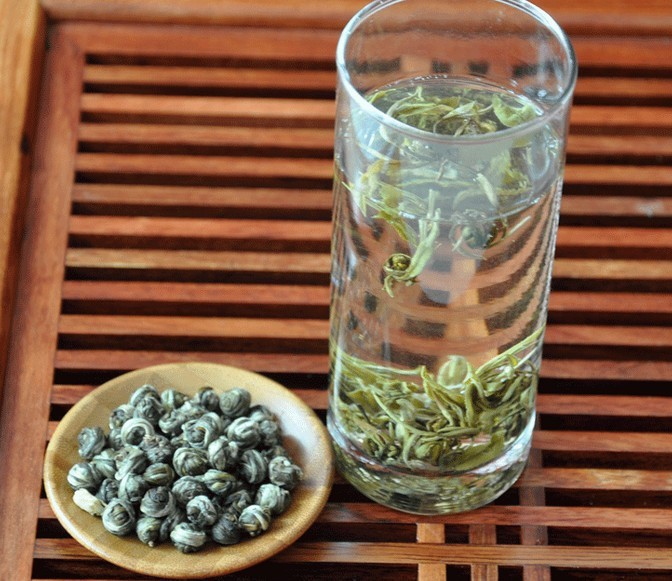 Гаджет  100g Chinese Health Care New Flower Tea Jasmine Flower Tea Perfumes 100 Originais Eyesight Healthcare  Dragonball Flower Tea  None Еда