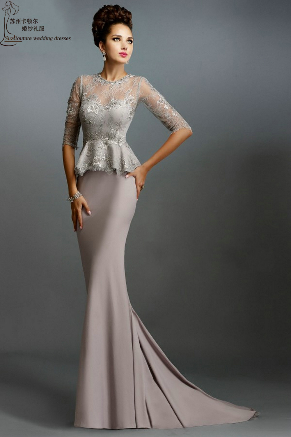 Colorful Extra Long Evening Gowns Pictures - Images for wedding gown ...