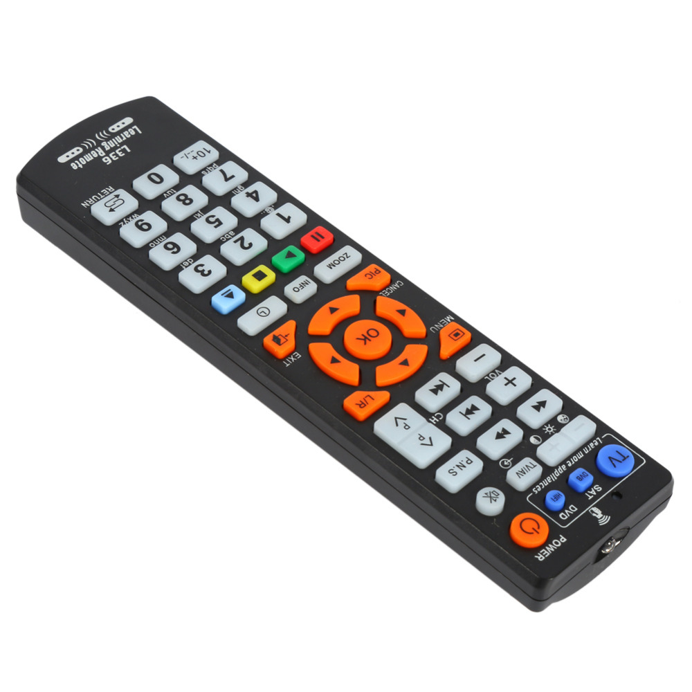 For TV CBL DVD SAT All in one Wireless Learning Remote Control Controller Universal(China (Mainland))