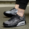 2017 Newest Men Casual Shoes Brand Breathable Mesh Sport Shoes Air Lovers Sneaker Femme Air Tenis