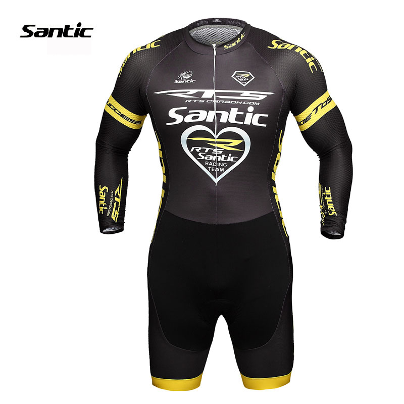 Santic RTS Team Pro Cycling Jersey/Cycling Clothing/Cycling Skinsuit Quick Dry Long Sleeve Triathlon Bicycle Bike Jerseys 2015<br><br>Aliexpress
