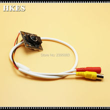 Buy HKES Wholesale 8pcs/lot Video Surveillance Camera 720P Mini AHD Camera module BNC Cable 3.7 mm lens for $84.99 in AliExpress store