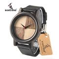 2017 BOBO BIRD N08 New Wood Wristwatches Quartz Watch Unique Antique Design Clock for Men in