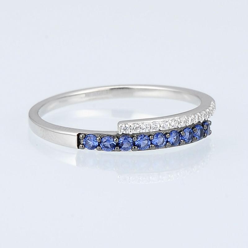 R304371SBZZSK925-SV5-Silver Ring