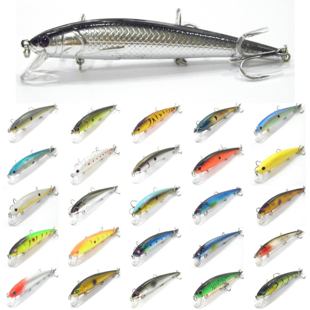 Buy wlure fishing lure minnow crankbait for Fishing tackle and bait