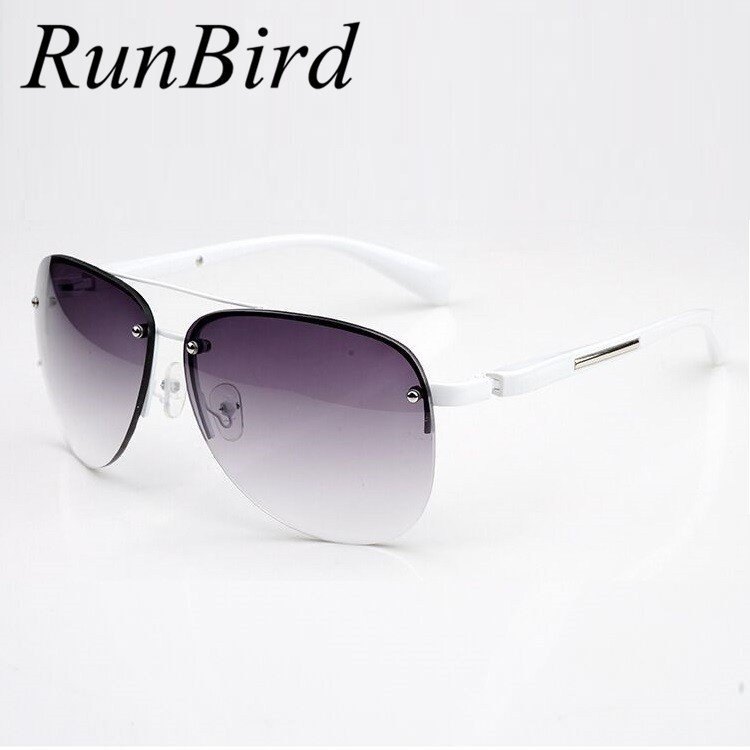 Rimless Glasses Trend : 2016 Fashion Designer Metal Rimless Sunglasses Women Men ...