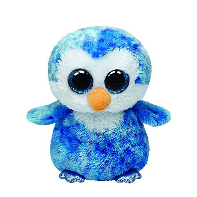 Blue Penguin Dog Toy