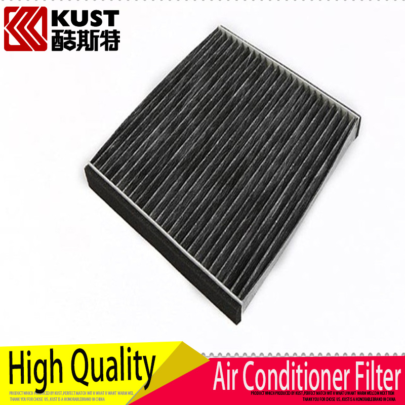 KUST Activated Carbon+bamboo fibre Material Car Air Conditioner Filter For Toyota For Highlander 2015 2016 Interial Accessories(China (Mainland))