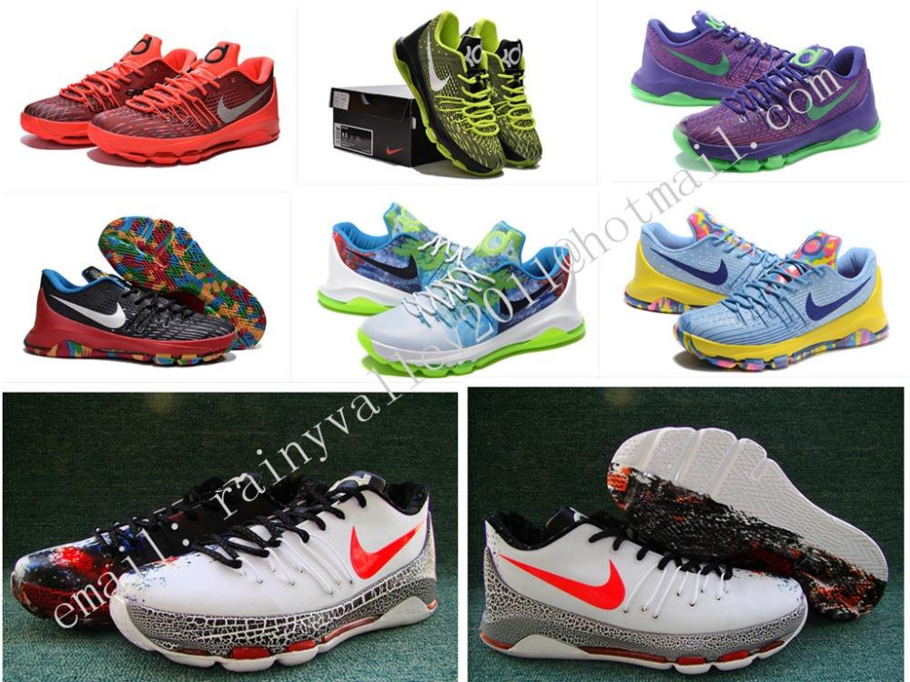 02c9cd51bf6 ... kd 8 christmas mens Nike ...