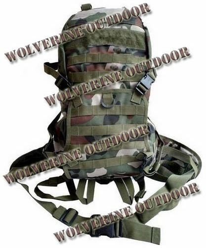 TAD F.A.S.T. Pack LiteSpeed Tactical Molle Assault Backpack Camo Woodland 83025-4(Outdoor Bag Military Backpack)