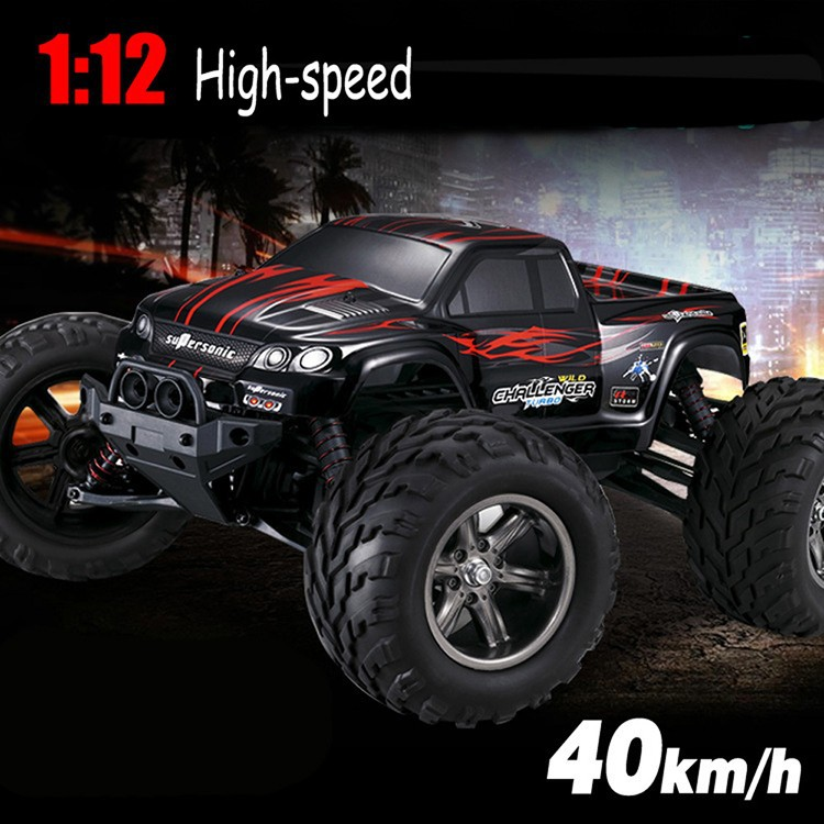 S911S-Track buggy-remote-control 1:12 scale high speed Remote Control Car high-performance electric motor RC offroad car toyS035