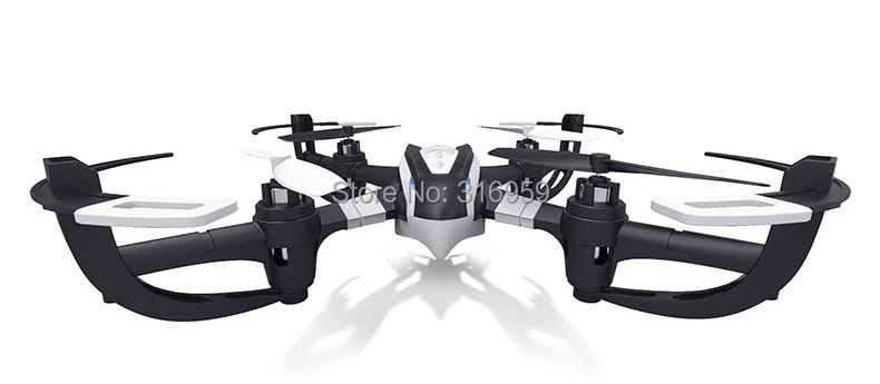 New brand  RC quadcopter 4.5Channel 2.4GHz RC four-axis gyro aircraft   RC  quadcopter Model Toys<br><br>Aliexpress