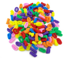 50pcs lot Colorful Child Kids Hair Holders Cute Rubber Bands Hair Elastics Accessories Girl Women Charms
