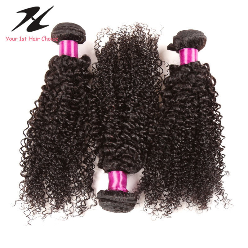 Hair Weaving 7a Unprocessed Kinky Curly Virgin Human Hair Weave Indian Virgin Hair Indian Curly Virgin Hair Extension Bundles