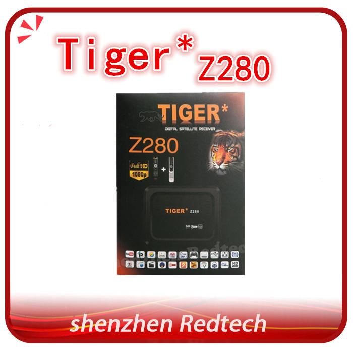 Tiger Digital Satellite Receiver Z280 Satellite Receiver Tiger