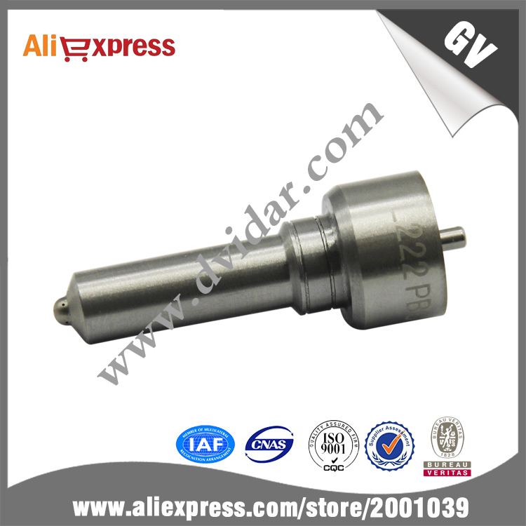 common rail nozzle L137PBD fuel pump injector system for delphi injector(China (Mainland))