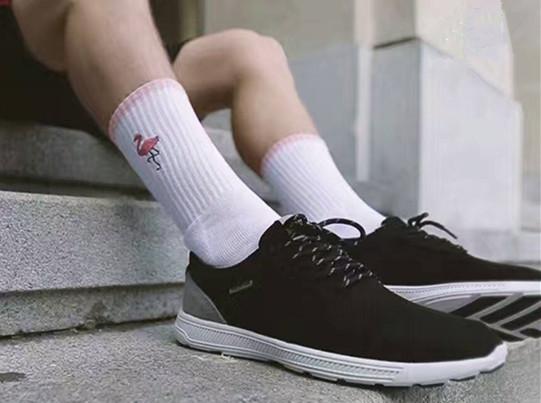 rouleau de patinage chaussettes promotion achetez des rouleau de patinage chaussettes. Black Bedroom Furniture Sets. Home Design Ideas