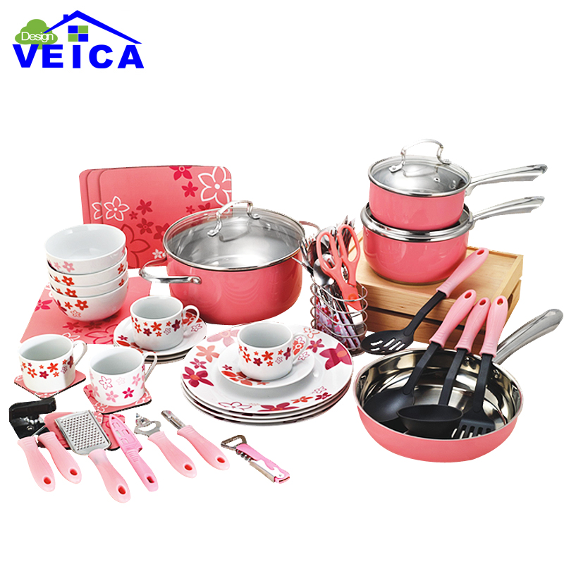 Buy 59 piece cooking tools kitchen for Buy kitchen cookware