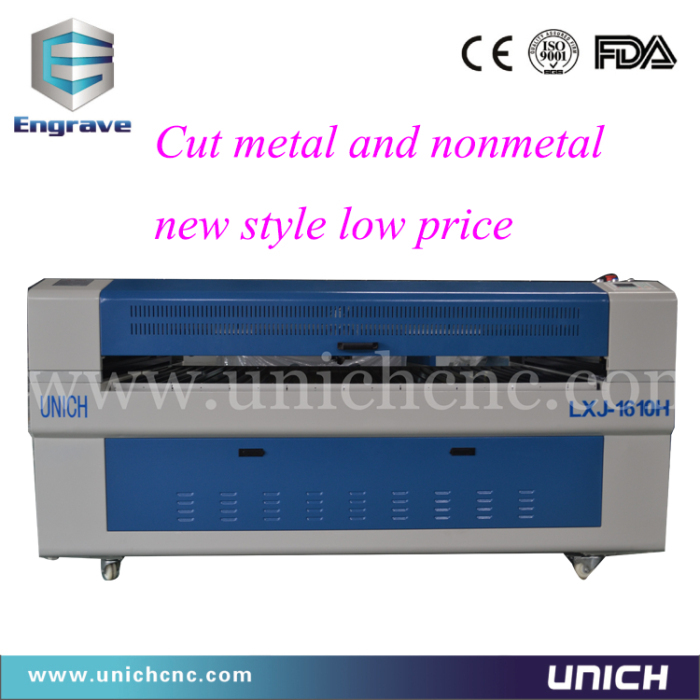 factory price CNC laser cutting metal and nonmetal/laser pcb depaneling machine manufacturing(China (Mainland))