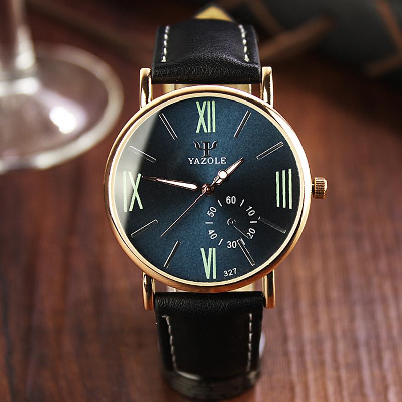 2016 Watches Men Luxury Top Brand YAZOLE Fashion Business ...