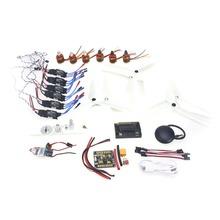 F15843-C 6-axle DIY GPS Drone Electronic:920KV Brushless Motor 30A ESC BEC Self-locking Propeller GPS APM2.8 Flight Control