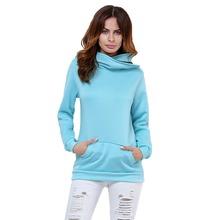 2017 Spring Sweatshirt Hoodies Pullovers Women Clothing Hooded Moleton Femininos Turn-down Collar Coat Harajuku Female Outwear(China (Mainland))