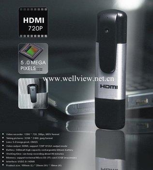 Mini DV Video and Voice Recorder with HDMI
