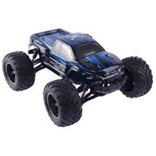 Buy New Arrival RC Car 9115 1:12 2.4G 4CH 40KM Truck 2 Wheel Driven Electric Racing Truggy Brushed Monster Off-road Car EU Plug for $54.19 in AliExpress store