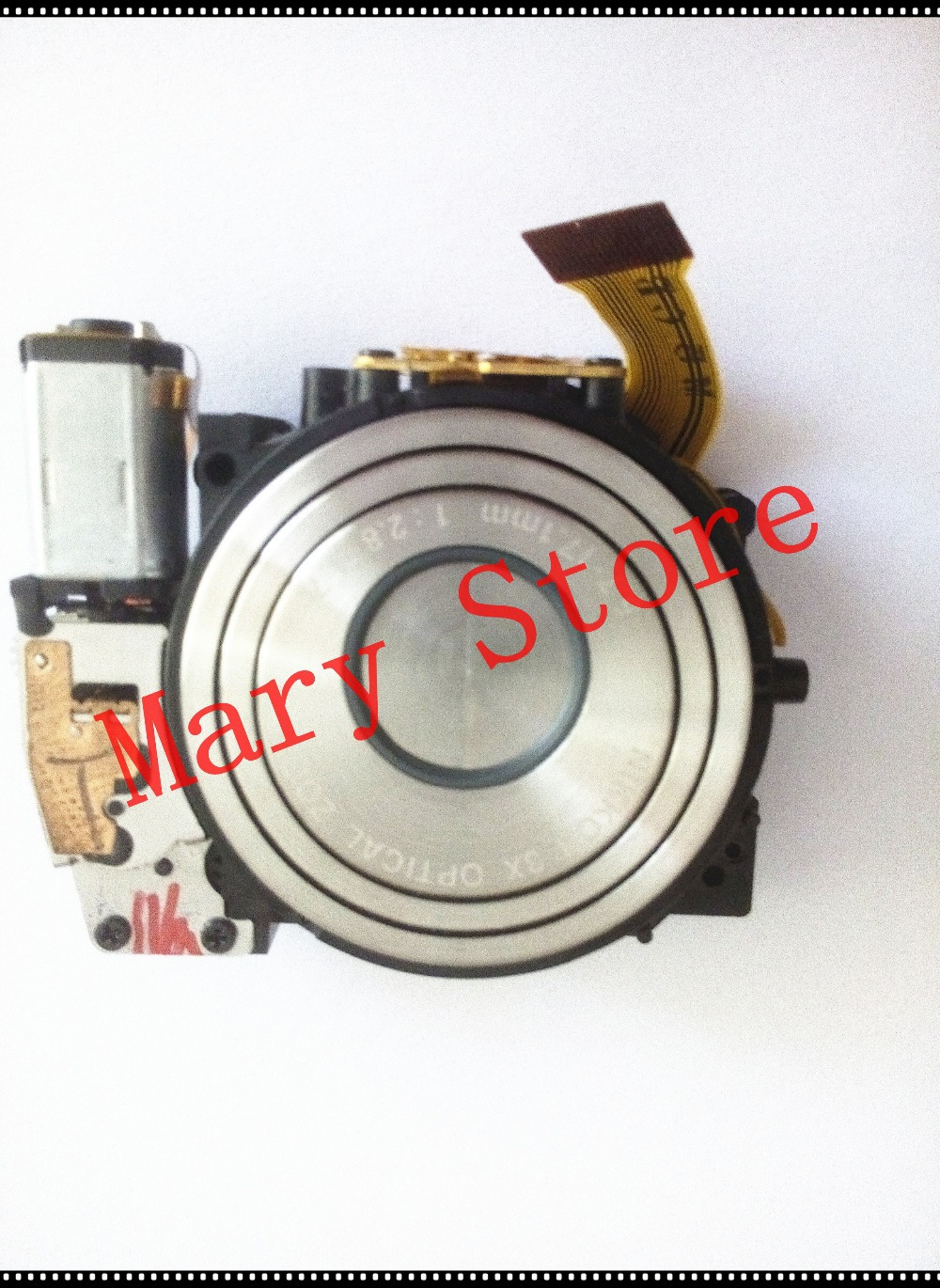 Free Shipping Lens Zoom Unit Assembly Replacement For Nikon COOLPIX L18 L16 Camera Repair Part(China (Mainland))