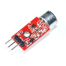 MAX9812 Microphone Amplifier Sound MIC Voice Module for Arduino 3.3V/3.5V(China (Mainland))