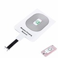 Qi Wireless Charger Standard Smart Charging Adapter Receptor Coil Receiver For iPhone SE 5 5C 5S
