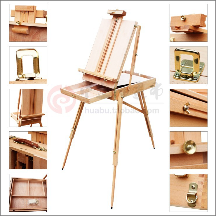 cheap tabletop art easels 3