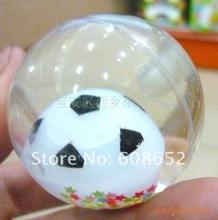 Wholesale - The crystal ball is novel and interesting luminous LED light toys, toy ball(China (Mainland))