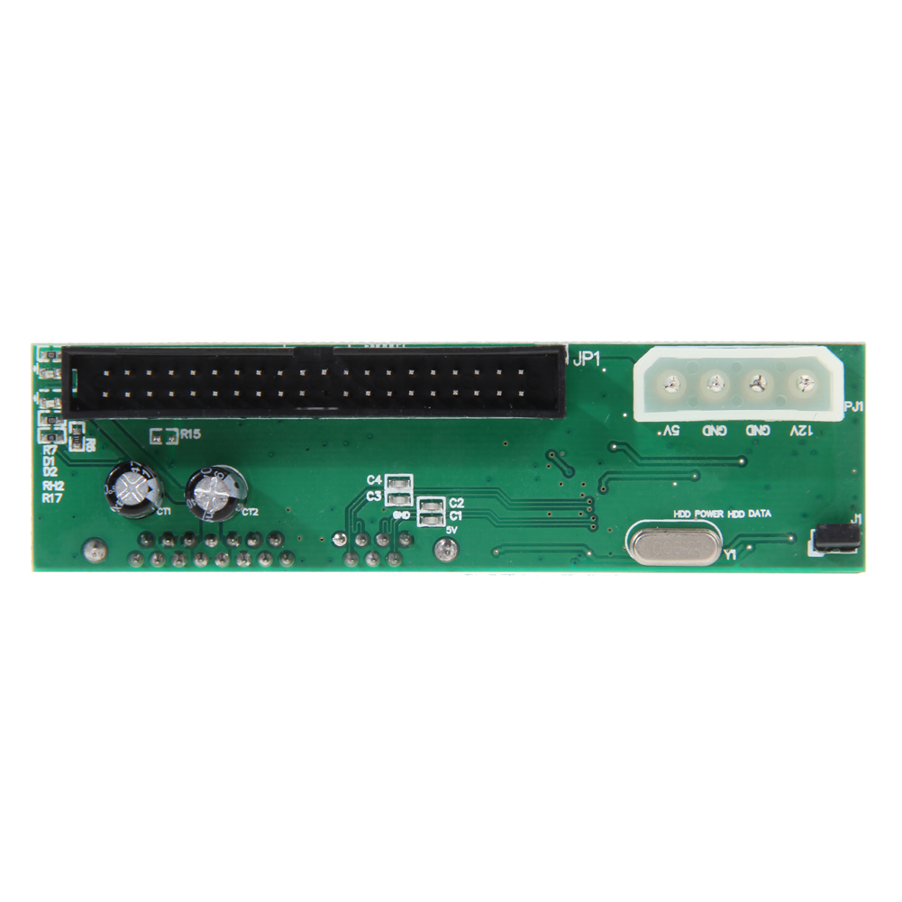 Brand New PATA/IDE To Serial ATA SATA Adapter Converter For HDD DVD With LED Indicated Power(China (Mainland))