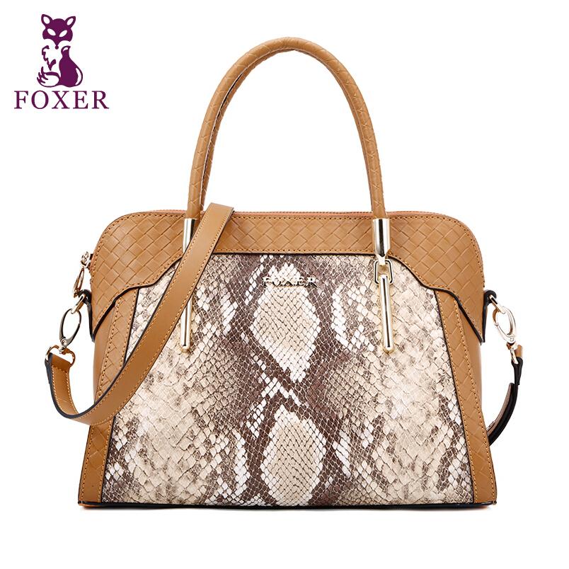genuine leather women bag famous brands  women handbags Shoulder messenger Bags Snakeskin pattern weave pattern mosaic shell bag<br><br>Aliexpress