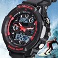 FANALA Men s Watch Quartz LED Digital Clock Sports Watches Military Relogio Masculino S Shock Relojes
