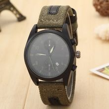 New Luxury Brand Watch Men Fashion Nylon Strap Watch Outdoor Sports Military Wristwatches Casual Quartz Clock Relogio Masculino