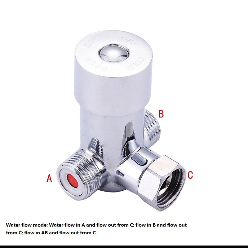 Thermostatic Mixing Valve for cold & hot water - Faucet valve cartidge