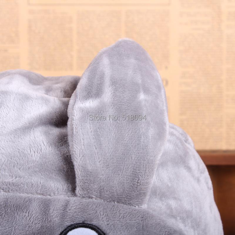 Аниме мультфильм милый мой сосед Тоторо мягкие шляпы куклы мягкие игрушки косплей зимняя hat cap anht081