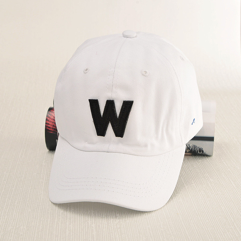 Simple and elegant letter solid color baseball cap hats for women hats for men snapback caps casquette bone gorras(China (Mainland))