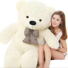 40cm 3 colors big teddy bear plush toy doll baby toys classic big hug Bear Valentine's Day / Christmas / birthday gift(China (Mainland))